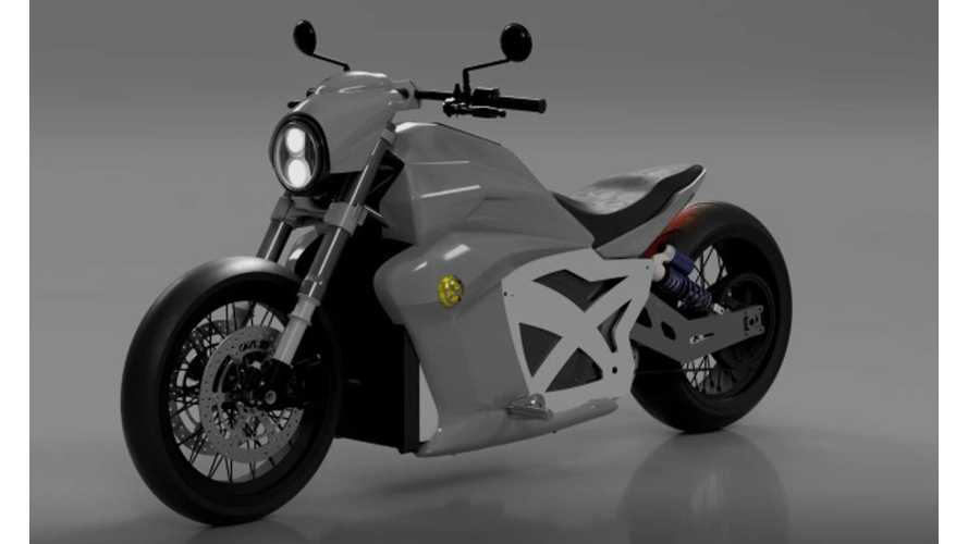 Evoke Introduces A New Electric Motorcycle