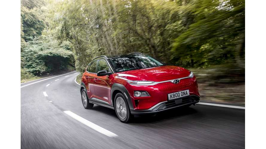 Hyundai Plug-In Electric Car Sales Shoot Over 8,000 In March