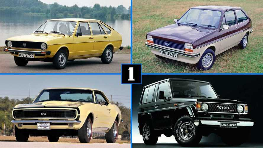 СЛАЙД-ШОУ: 20 автомобилей-долгожителей, которые всё ещё в строю