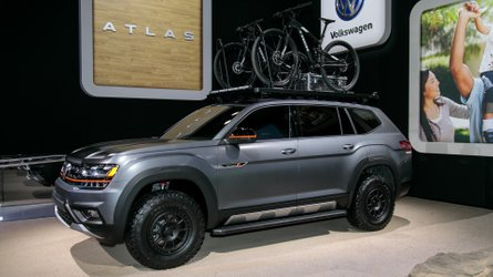 VW Atlas Basecamp Concept Previews Accessories For Trail Seekers