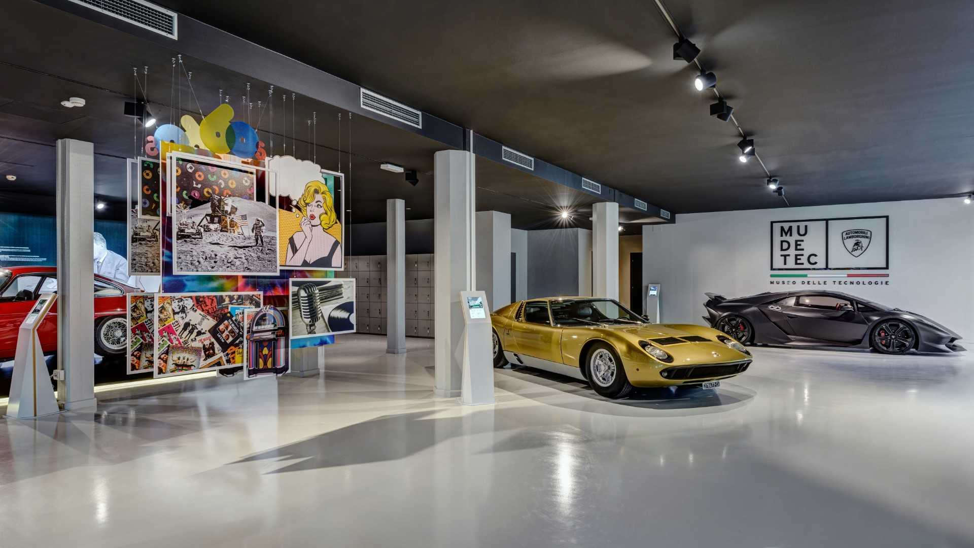 "[""Lamborghini MUDETEC Museum of Technology""]"