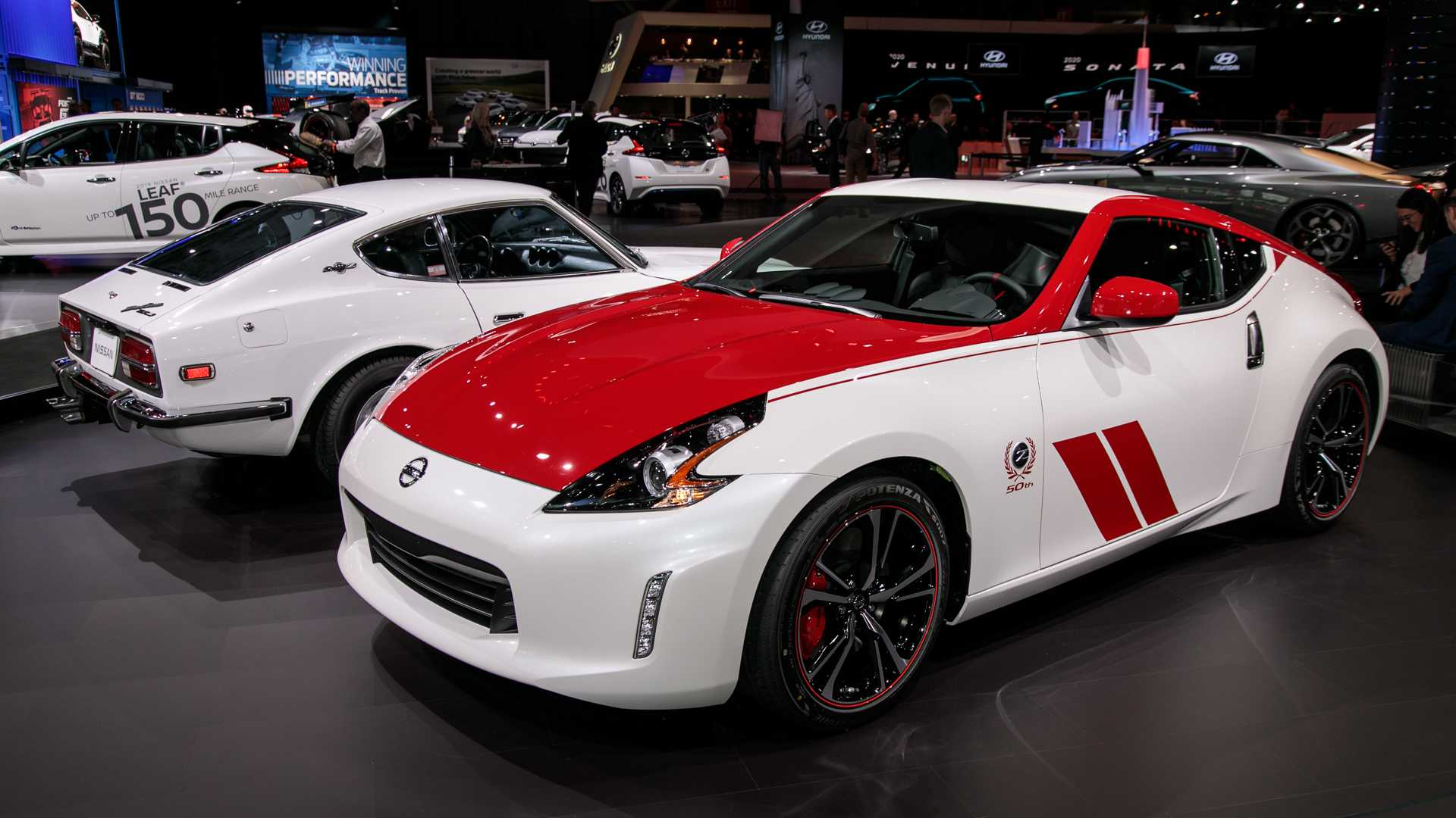 Nissan 370Z 50th Anniversary Edition Pays Homage To 240Z ...