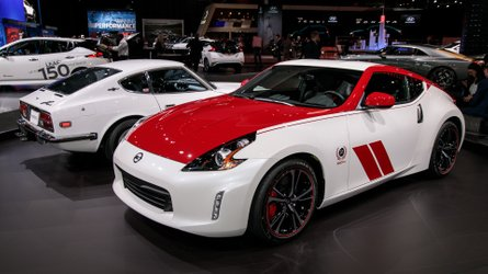 Nissan 370Z 50th Anniversary Edition Pays Homage To 240Z Race Car [Update]