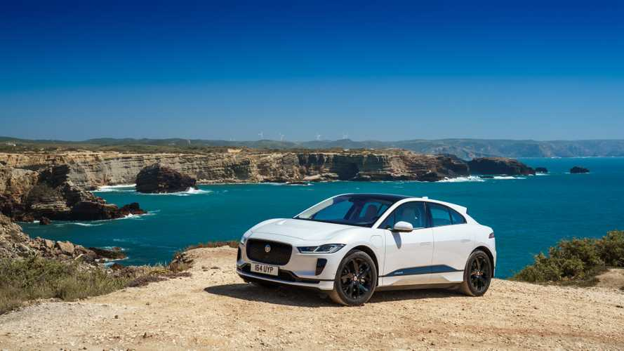 Jaguar I-PACE Sales In U.S. Remain At 200+ In July 2019