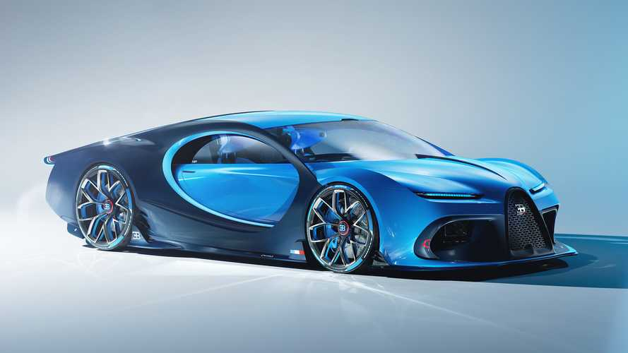 Renderings Bugatti Type 103 Concept Imagines A Future French Hypercar