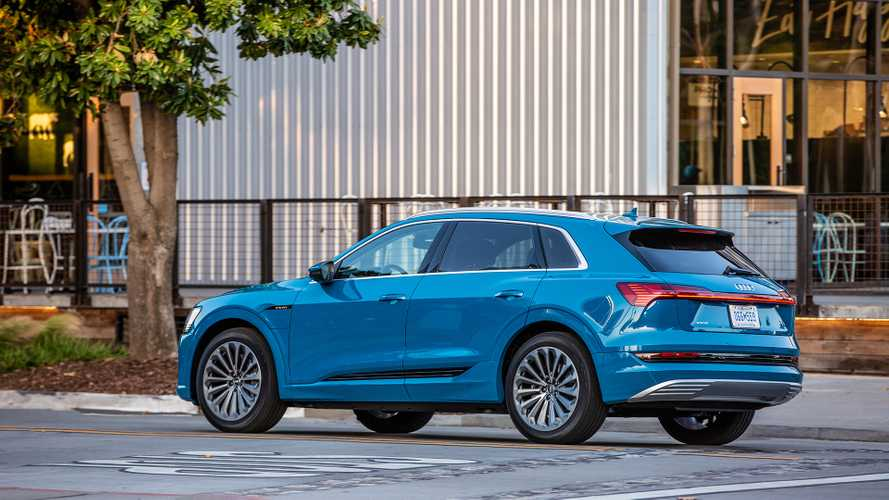 Audi e-tron Sales In U.S. Stable In July At Half Tesla Model X Level