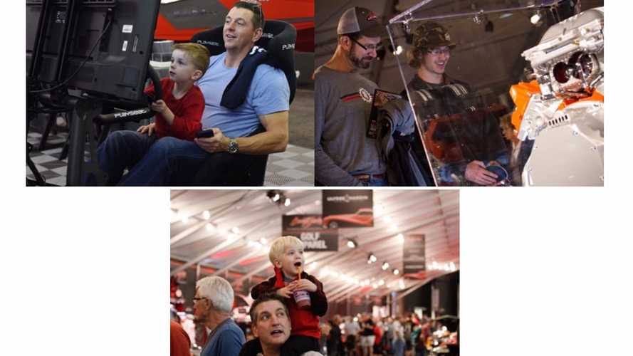 Barrett-Jackson Promotes Family Time At Northeast Auction