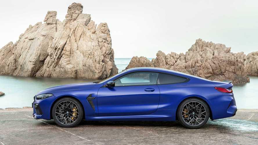 Yeni BMW M8'in lastikleri Pirelli'den