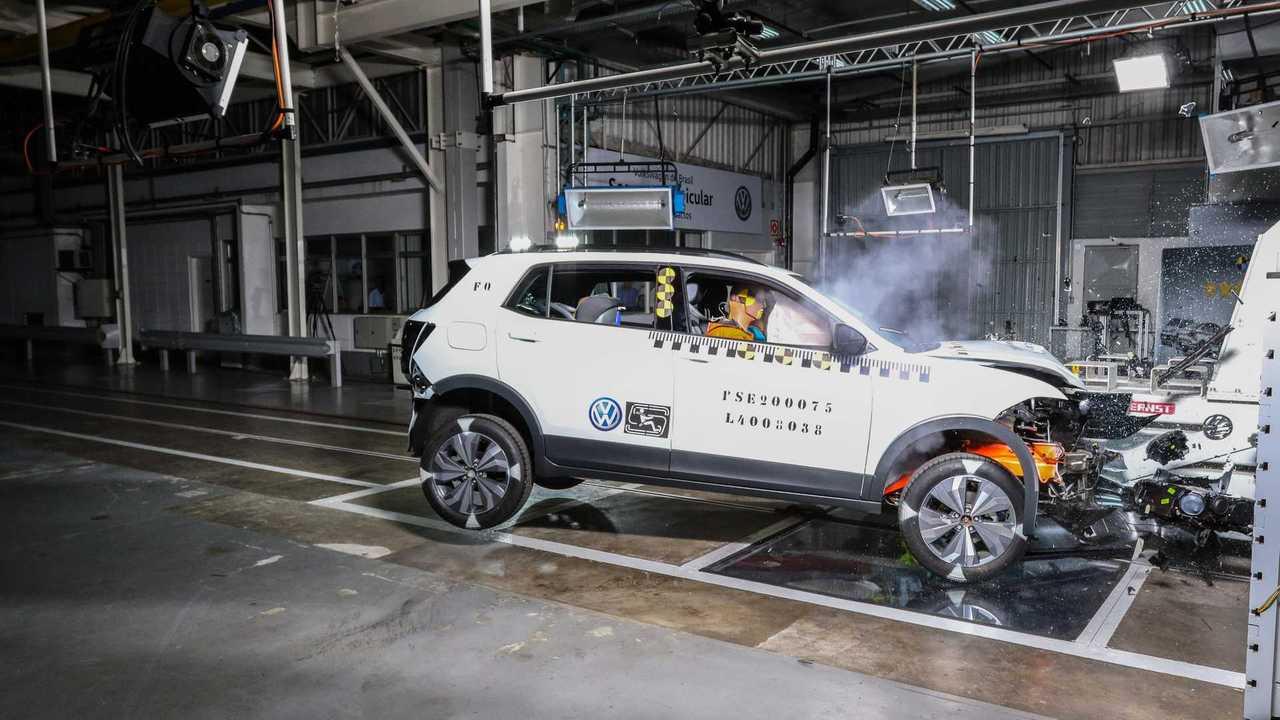 Laboratório segurança VW