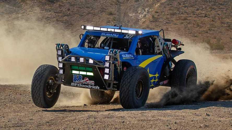 Subaru Crosstrek Desert Racer 2019, el XV como nunca lo habías visto