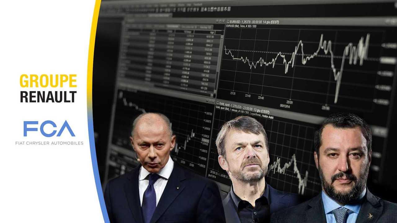 Copertina 2 FCA-Renault, la fusione esalta i mercati ma preoccupa i lavoratori