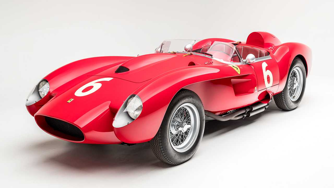 Ferrari 250 Testa Rossa - 29,9 млн евро