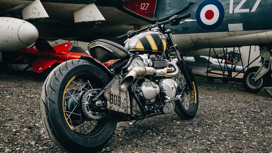 The Triumph Bobber Build-Off Needs Your Vote