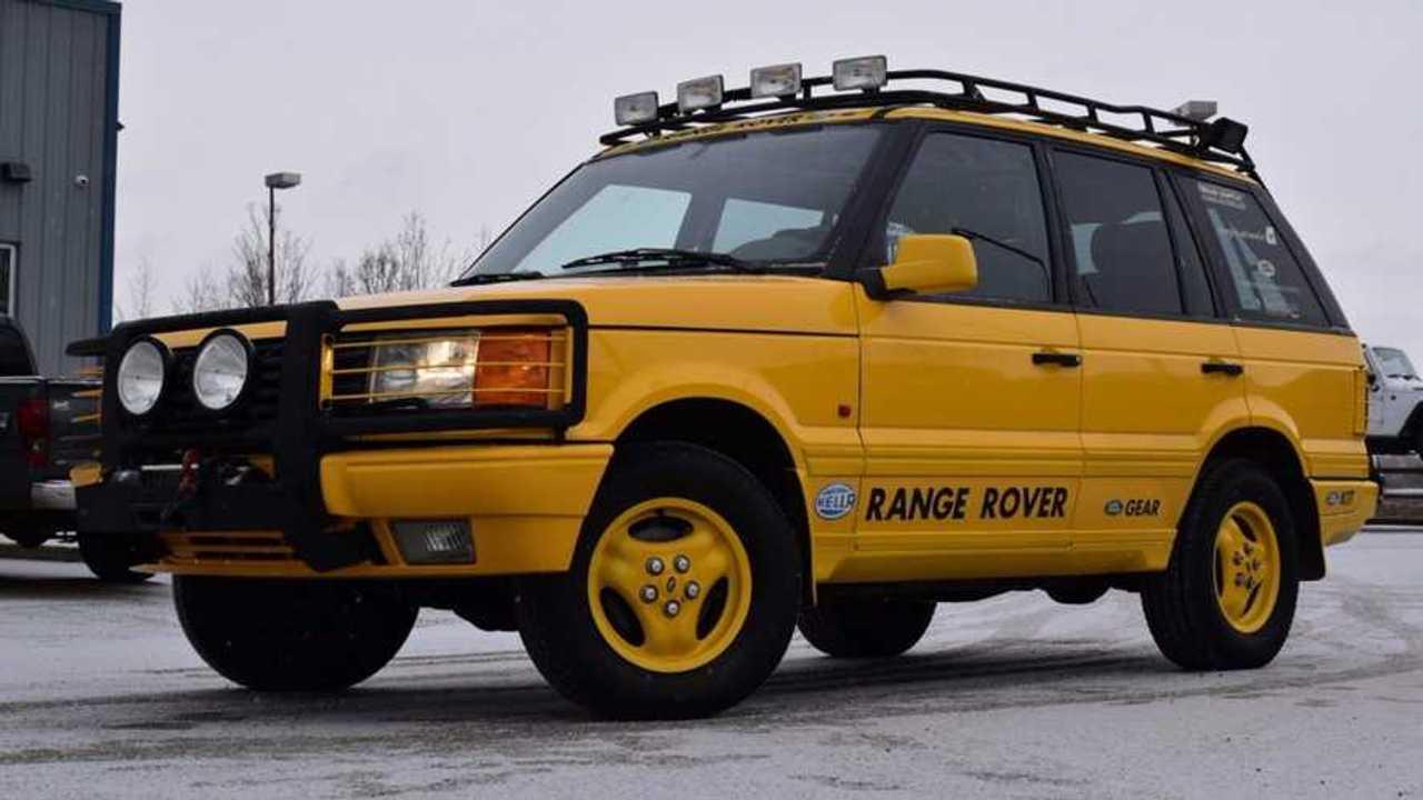 1997 Range Rover Trek