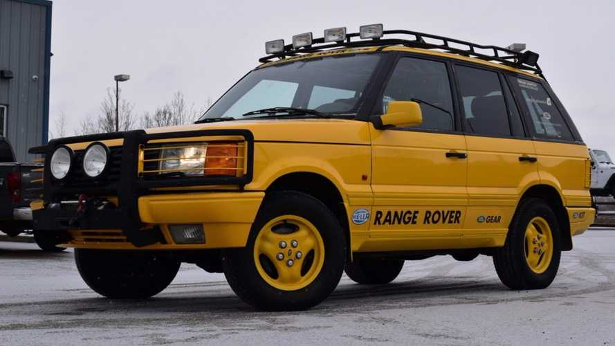 Is This The Coolest Second-Generation Range Rover Of Them All?