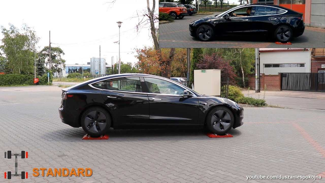 Tesla Model 3 Dual Motor All-Wheel-Drive: Incredible Traction Control