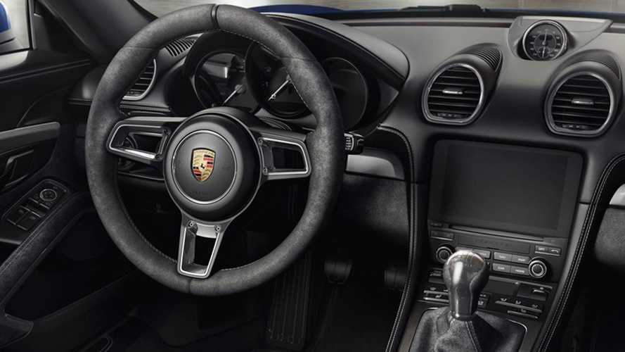 Porsche Exclusive Manufaktur personaliza tu 718 Boxster Spyder