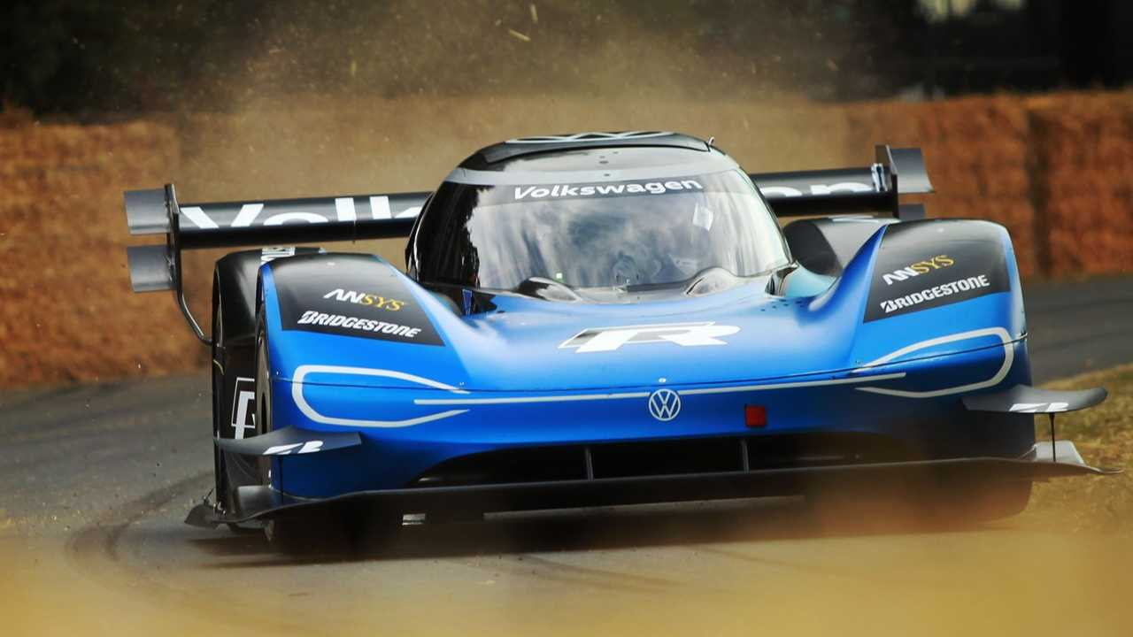 Volkswagen I.D. R (And The Electrics)