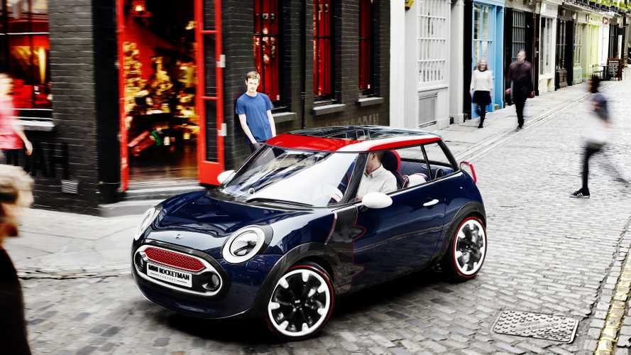 Mini Rocketman electric will see production in 2022