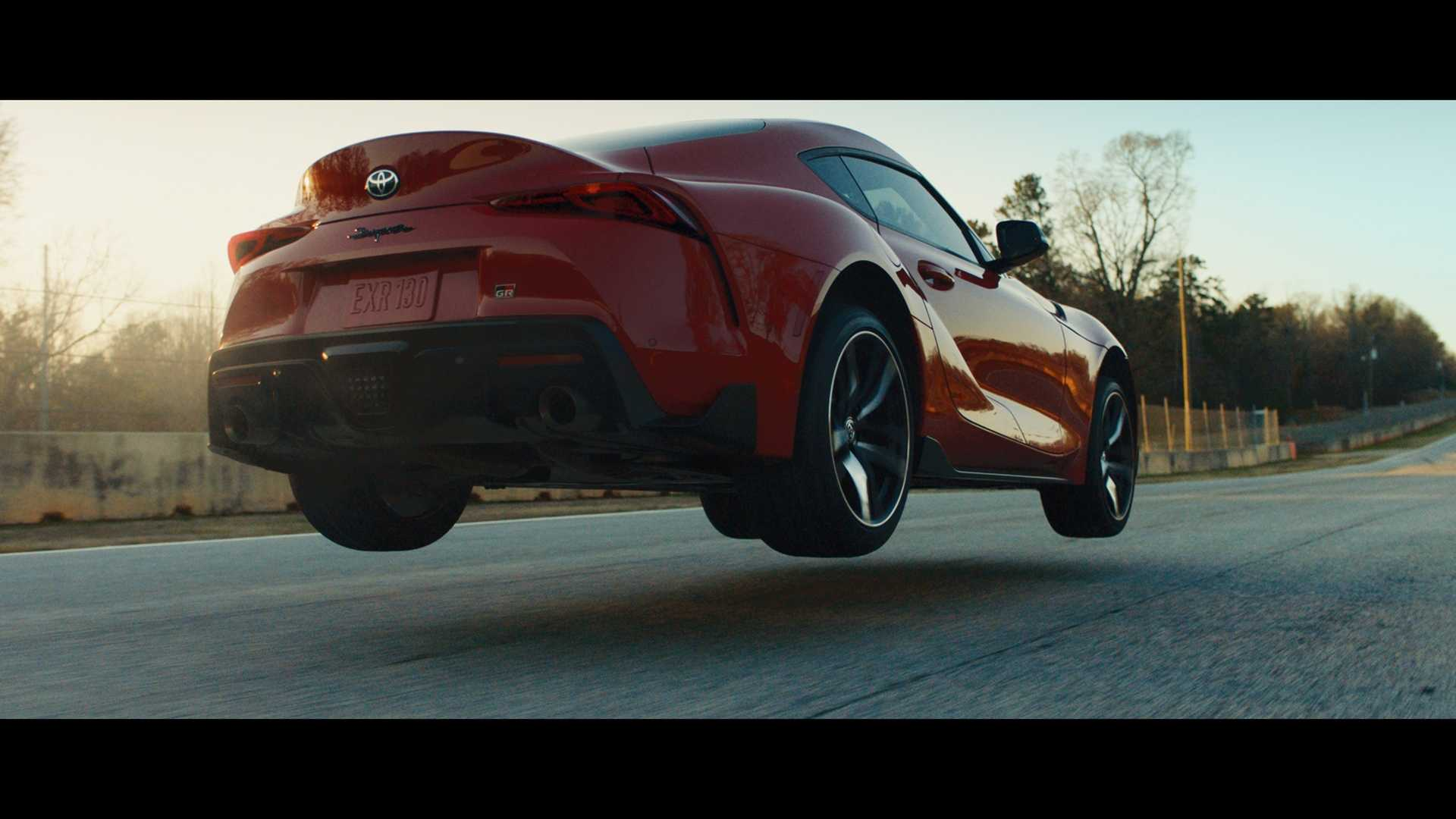2020 Toyota Supra Takes To The Airwaves In 3 New Video Spots