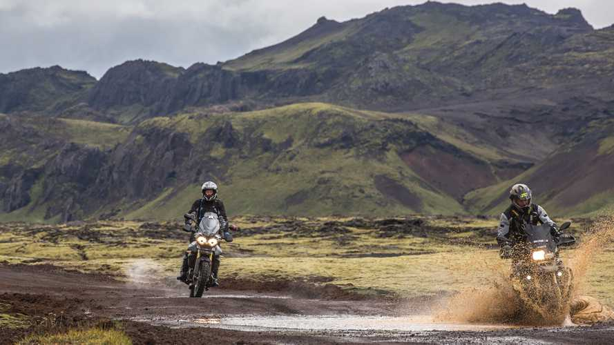 Worldwide Bike Rentals: Dusting It Up In Iceland