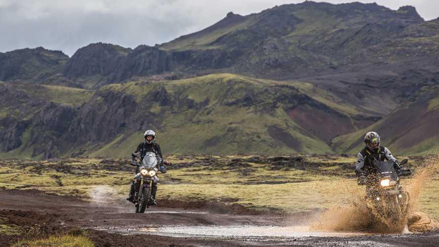 Worldwide Bike Rentals: Dusting It Up In Iceland
