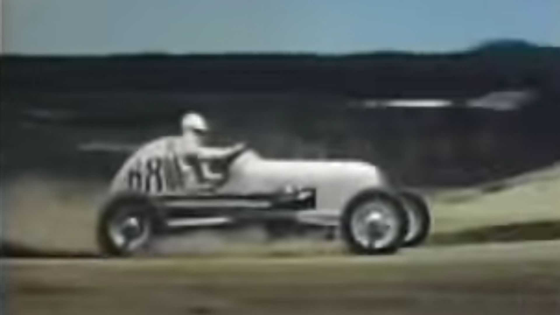 Watch The 1957 Pikes Peak Hill Climb | Motorious