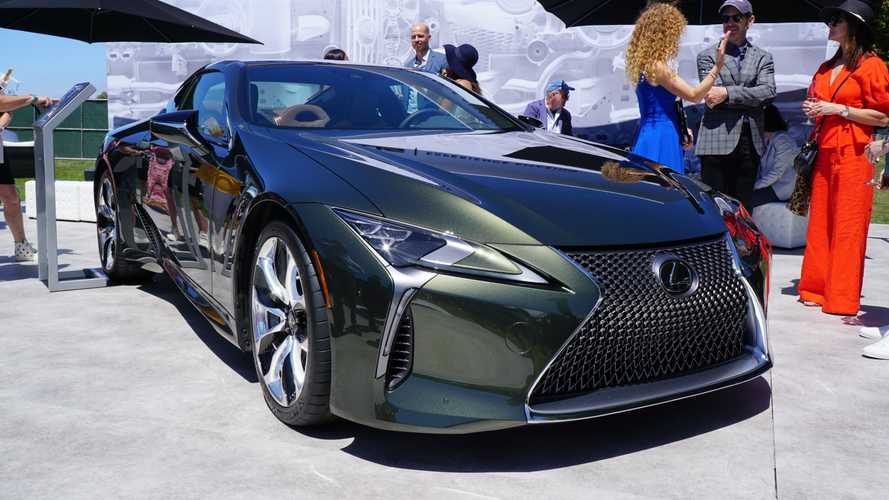 Lexus LC 500 Inspiration Series (2020)