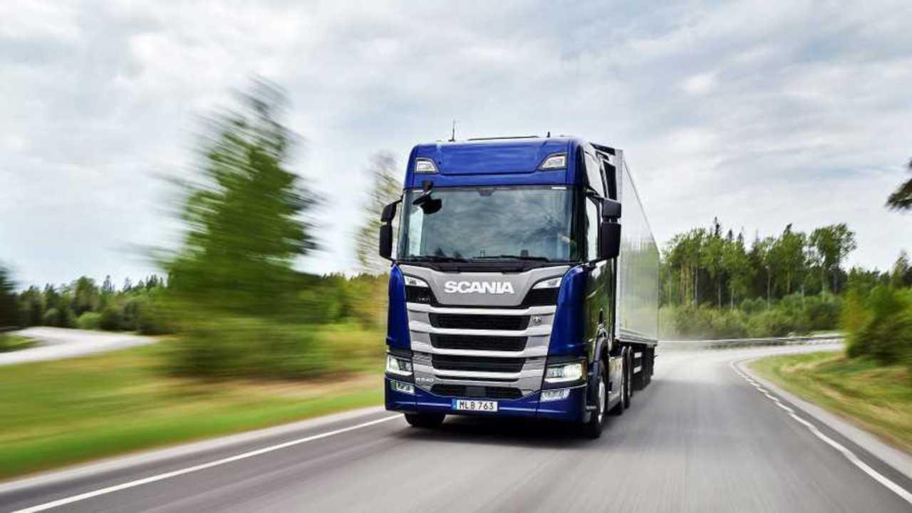 Nuovo motore Scania 13 litri da 540 CV