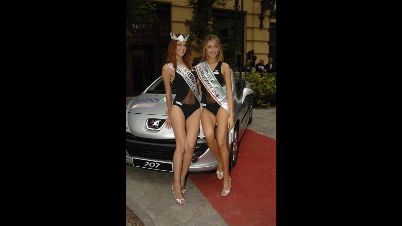 Miss Peugeot è Marianna Crognale