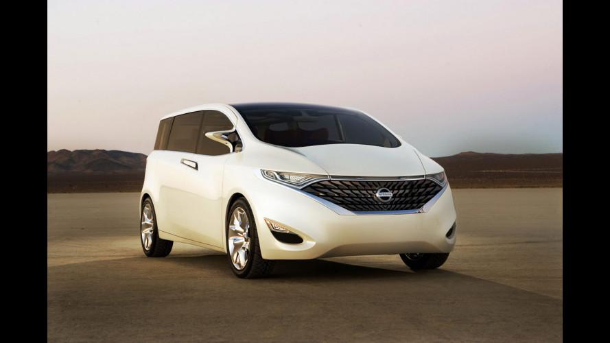 Nissan Forum Concept si svela