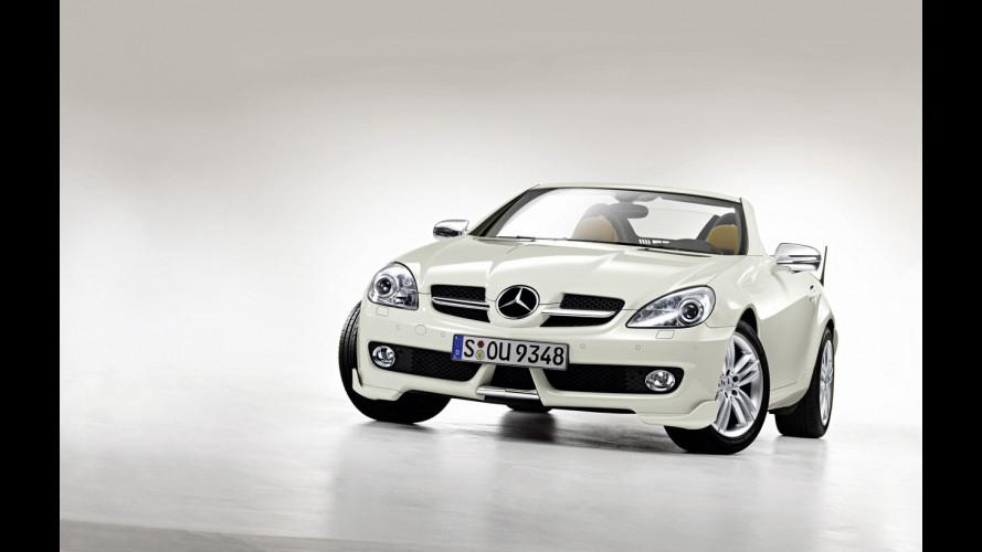 Una Mercedes SLK su misura