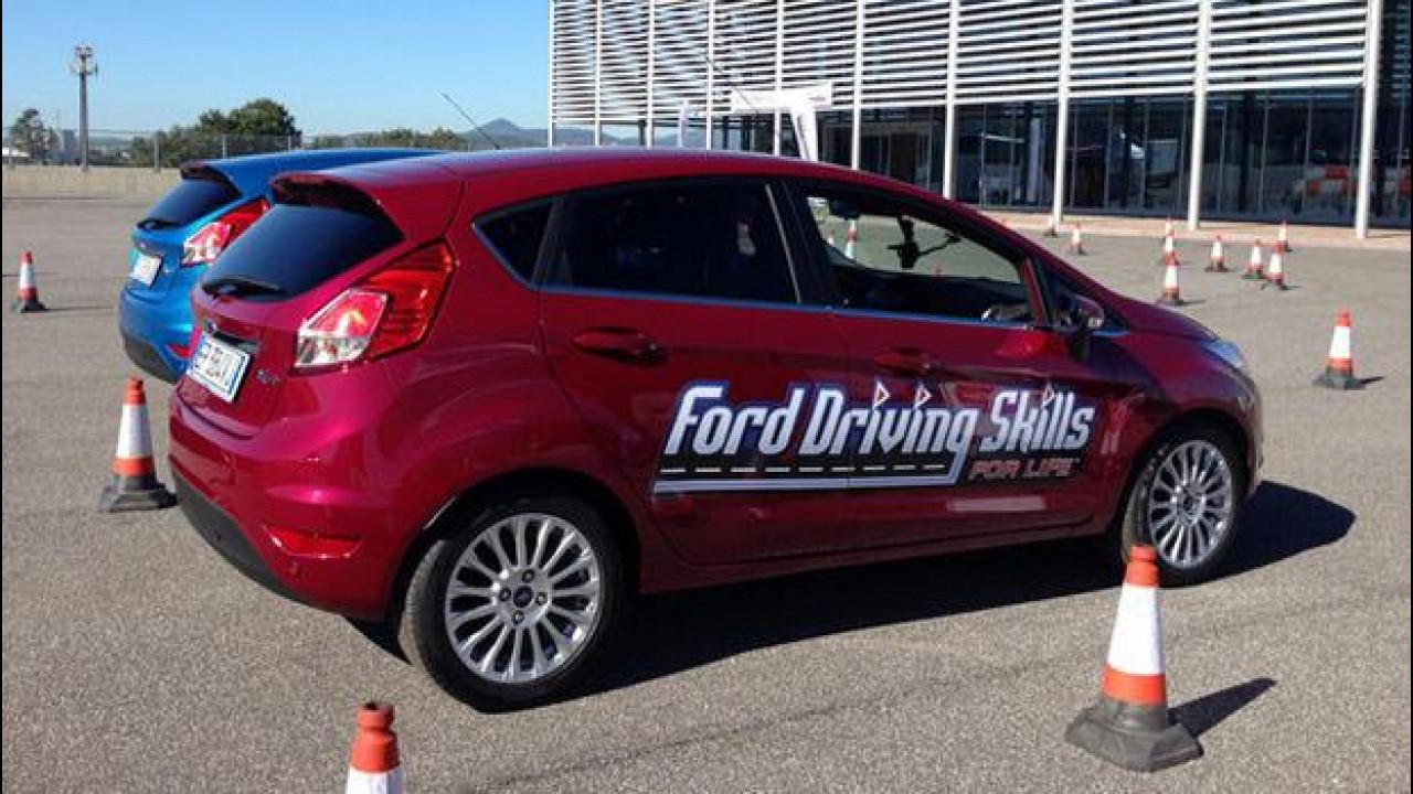 [Copertina] - Ford, oltre 600 ragazzi al Driving Skills For Life