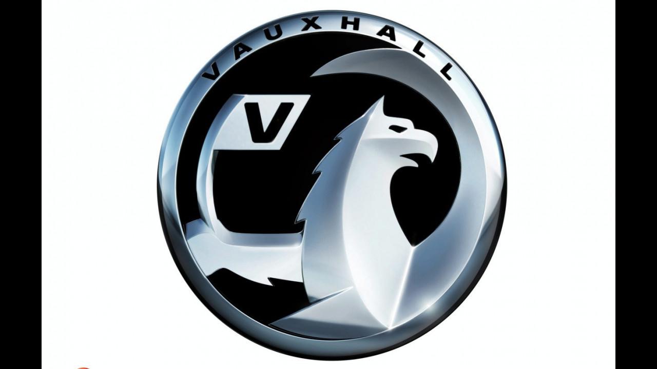 Il nuovo logo di Vauxhall