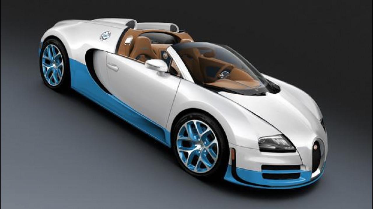 [Copertina] - Bugatti Veyron 16.4 Grand Sport Vitesse Special Edition