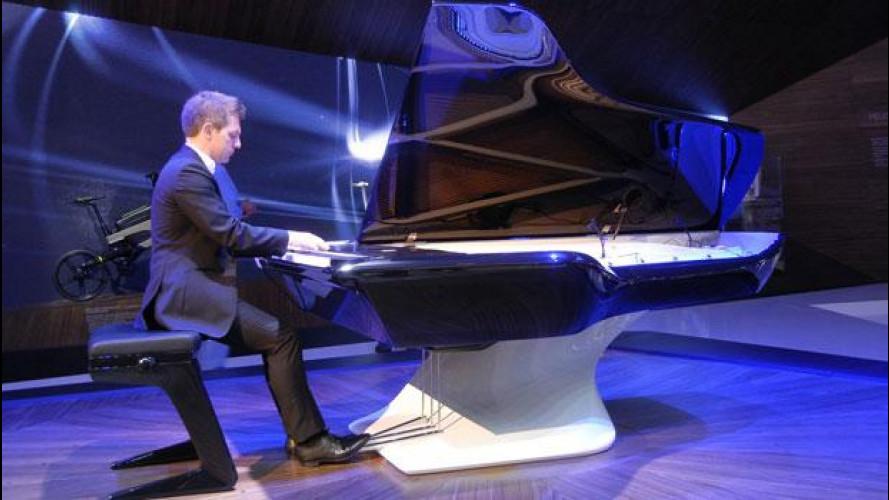 Salone di Parigi: il pianoforte Peugeot rivoluziona la musica