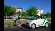 smart fortwo coupé electric drive