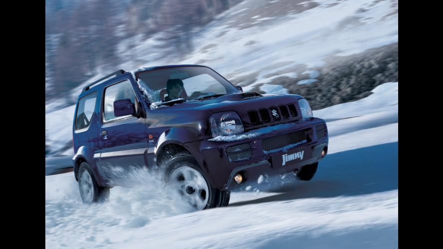 Suzuki Jimny Euro 5