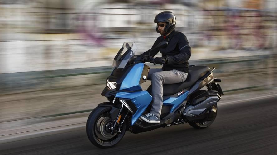 BMW entra en el mercado de los scooters medios con el C 400 X