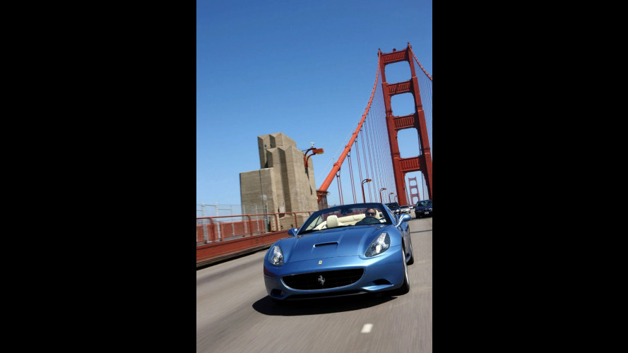 Ferrari California: HGTC Handling Package in arrivo?