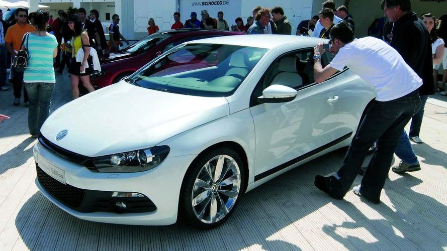Volkswagen Scirocco Collectors Edition Revealed
