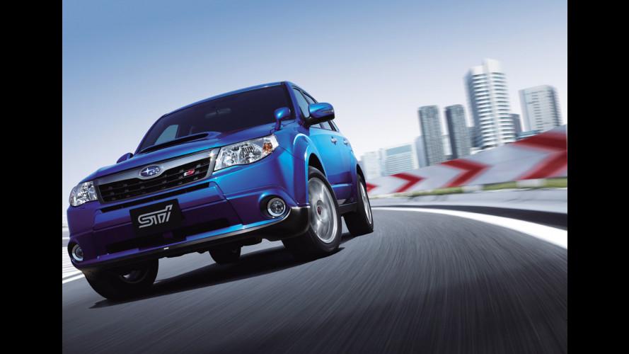 Subaru Forester 2011 e tS
