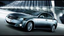 Lexus IS model year 2009