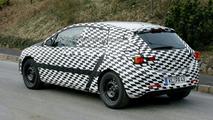 Opel Astra Spy Photo