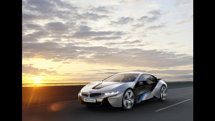 BMW i3 e i8 Concept