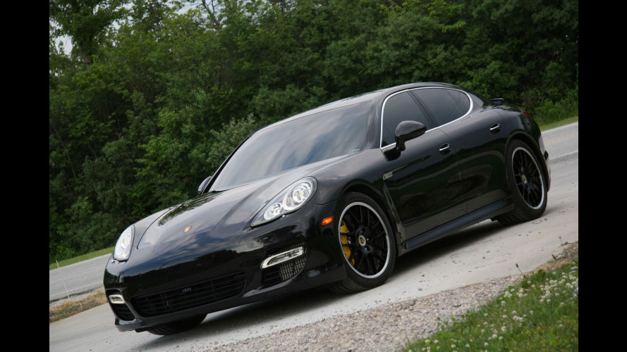 Porsche Panamera Turbo P680 by Switzer Performance