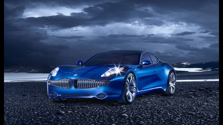 Fisker Automotive si espande