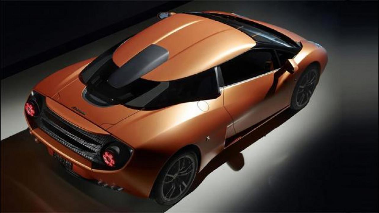 [Copertina] - Lamborghini 5-95 Zagato