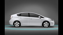 Toyota Prius restyling