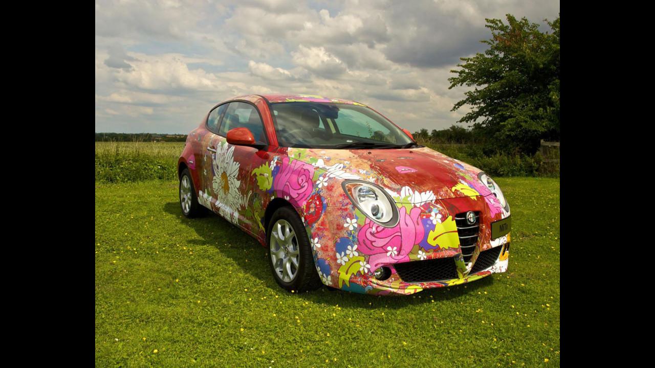 Alfa Romeo MiTo by Louise Dear
